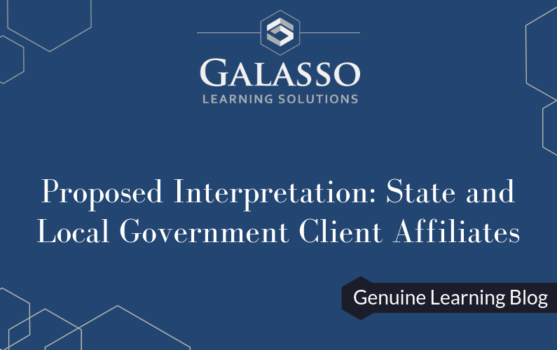 State and Local Government Affiliates