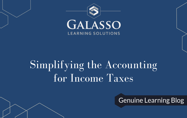 Simplifying the Accounting for Income Taxes