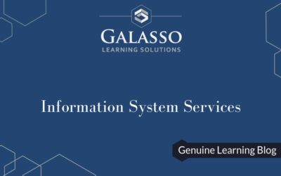 Genuine Learning Blog - Galasso Learning Solutions