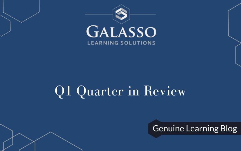 Q1 Quarter in Review