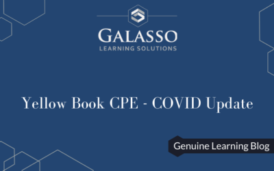 Yellow Book CPE – COVID Update
