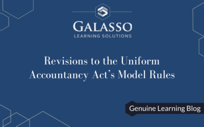 Revisions to the Uniform Accountancy Act's Model Rules
