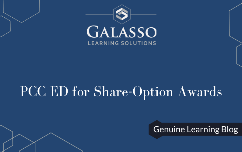 PCC ED for Share-Option Awards
