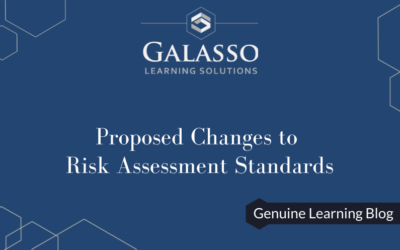 Proposed Changes to Risk Assessment Standards
