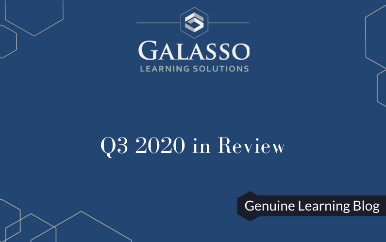Q3 2020 in Review