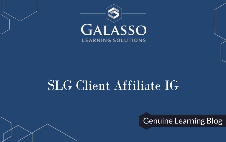SLG Client Affiliate IG