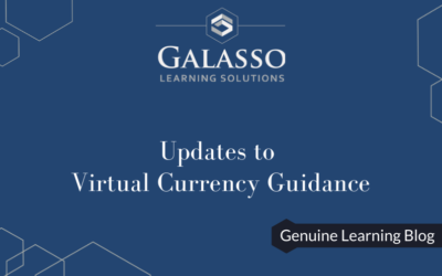 Updates to Virtual Currency Guidance