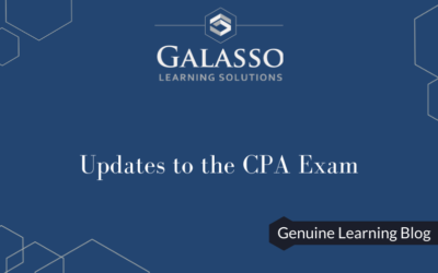 Updates to the CPA Exam