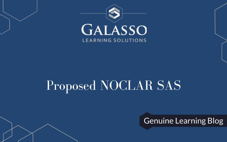 Proposed NOCLAR SAS