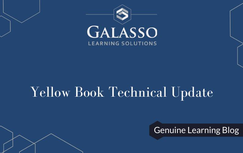 Yellow Book Technical Update