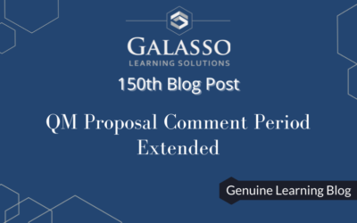 QM Proposal Comment Period Extended