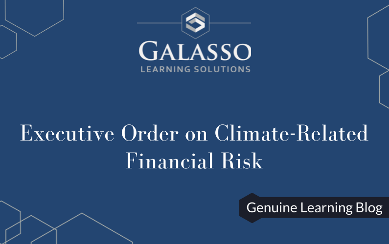 Executive Order on Climate-Related Financial Risk