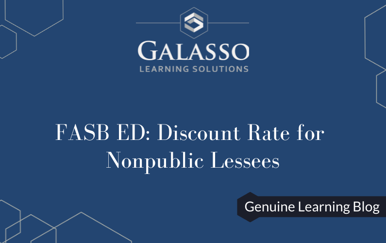FASB ED: Discount Rate for Nonpublic Lessees