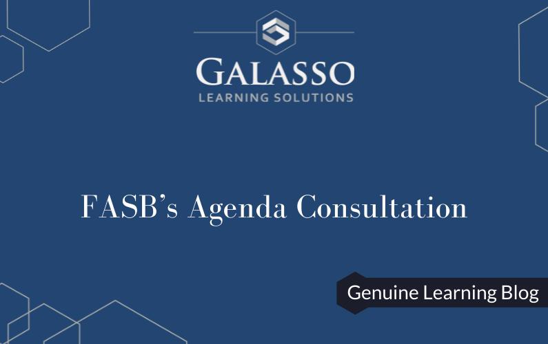 FASB's Agenda Consultation