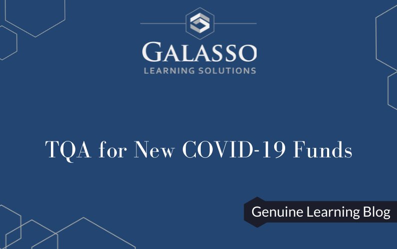 TQA for New COVID-19 Funds
