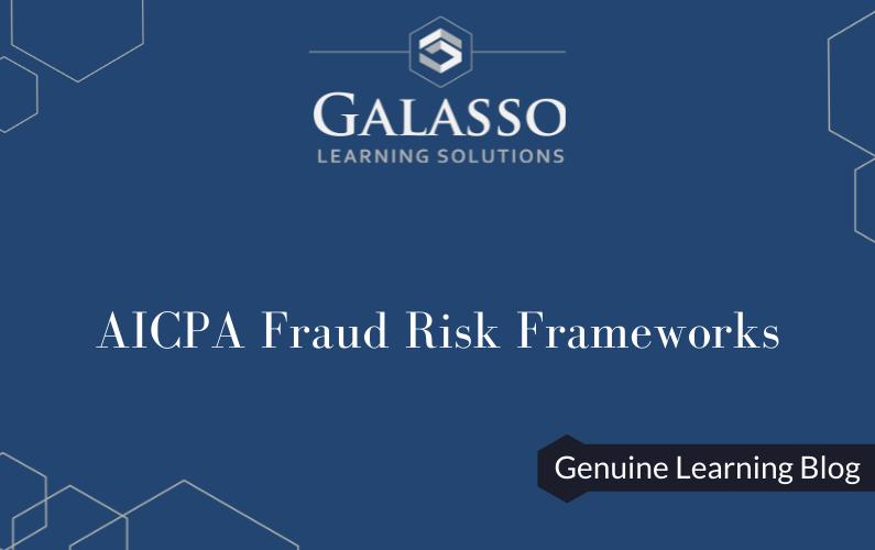 AICPA Fraud Risk Frameworks