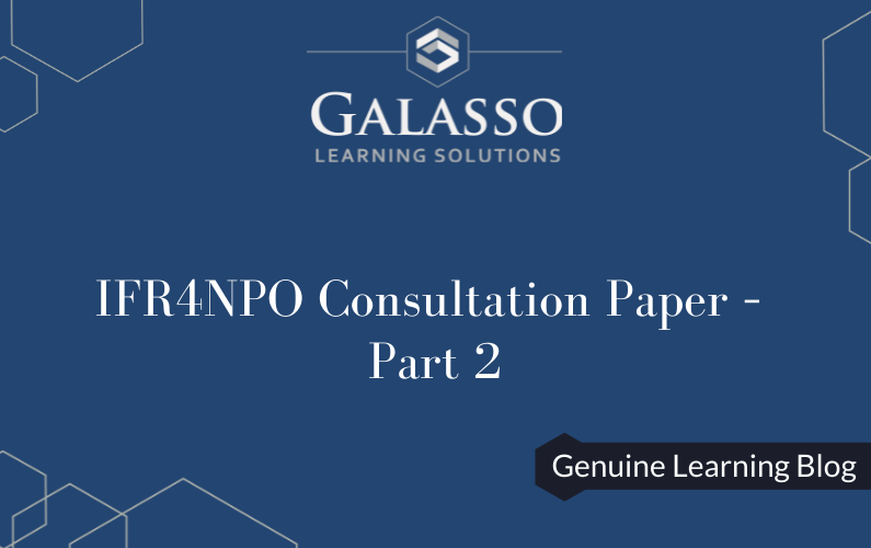 IFR4NPO Consultation Paper – Part 2