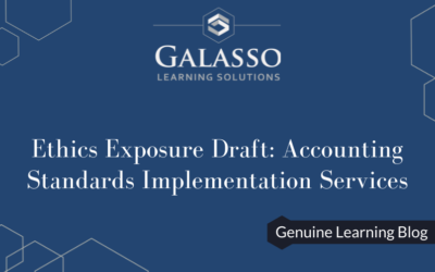 Ethics Exposure Draft: Accounting Standards Implementation Services