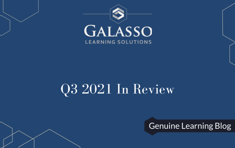 Q3 2021 In Review