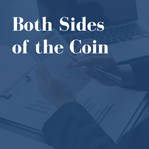 Both Sides of the Coin
